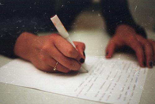 Letter Writting