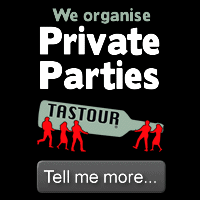 Hire Tastour for your Private Parties!