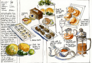 The History of Afternoon Tea, Mayfair
