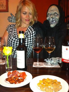 Scary Halloween Wine miniTASTING & Party